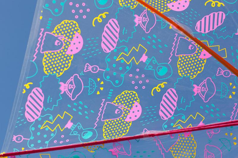 傘(子供)デザイン