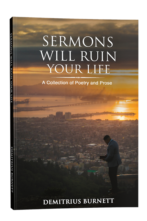 """Sermons Will Ruin Your Life"" Signed Copy"