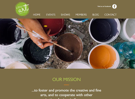 New Year - New Website!
