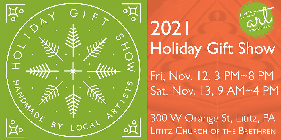 Holiday Gift Show 2021