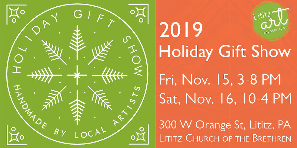 Holiday Gift Show 2019