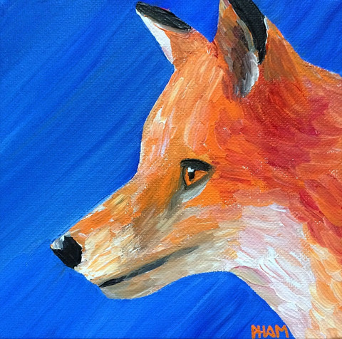 Fox in Thought