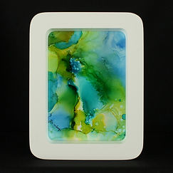 Alcohol Ink #1
