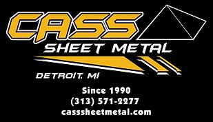 Cass Sheet Metal Since 1990 (1) artwork.