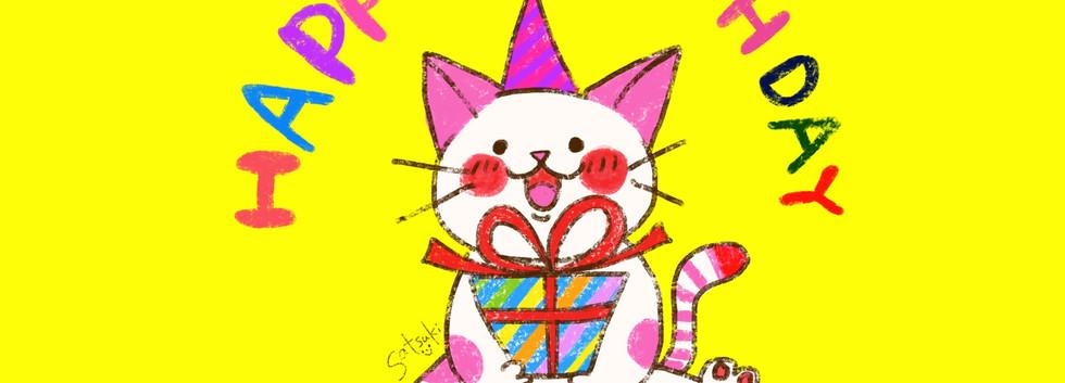 HAPPYBIRTH DAY