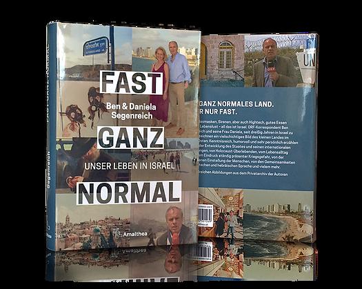 Buch Fast Ganz Normal