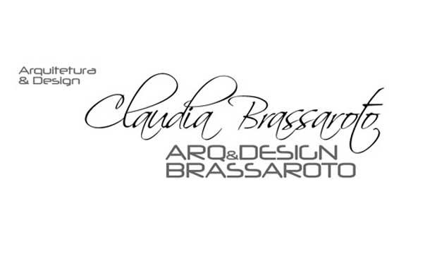 Logo Claudia Brassaroto
