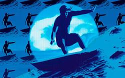 Painel de Parede - Surf do Caio