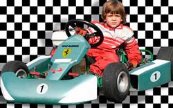 Painel Diego e seu Kart 2