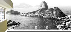 Parede Botafogo - Vista Local