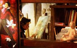 Atelier em Paris