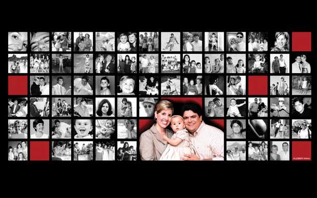 Painel Família - Lembranças