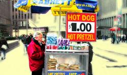 Manhattan Dog Dream