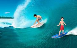 Surfistas na Onda