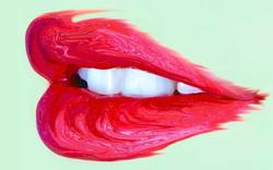 Lábios em Fogo - Green