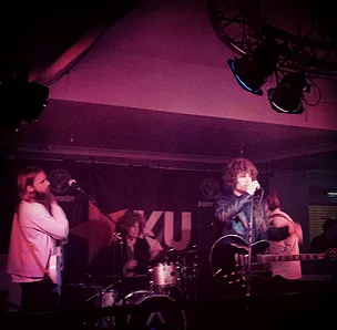 REVIEW: Glass Caves, Lost State of Dance, Shoot the Poet, KU, Stockton