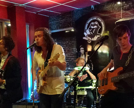 REVIEW: Shoot The Poet, The Princess Alice, Middlesbrough