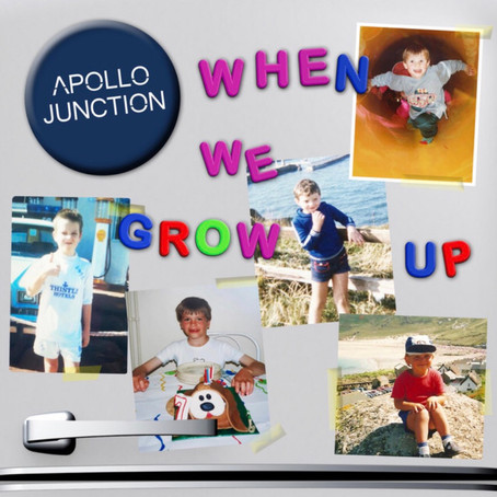 Review: Apollo Junction, When We Grow Up