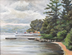 Madeline Island Morning