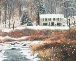 Home Place - Winter