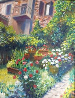 Winery Garden