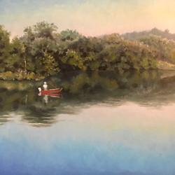 Lake Alvin Morning