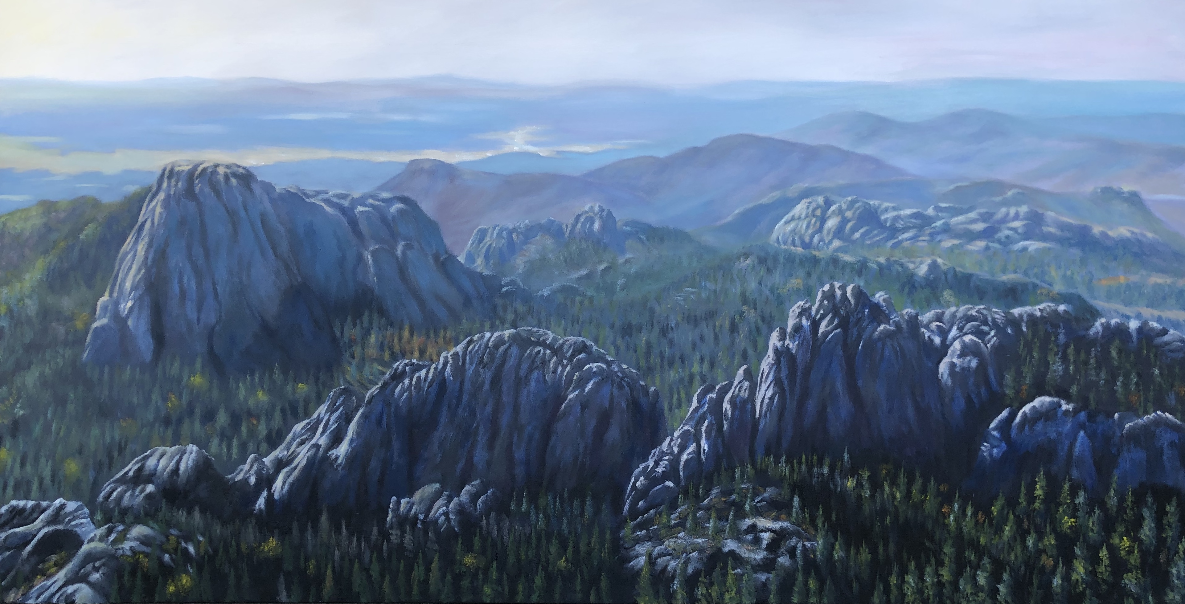 Black Elk View 1