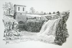 Falls Sketch 1