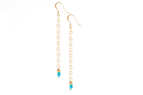 Chopin Vermeil Turquoise