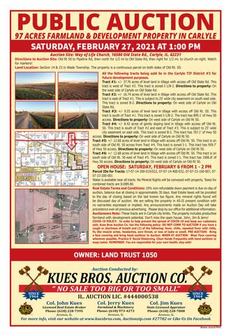2021 Land Trust 1050 Kauling Flyer Feb 2