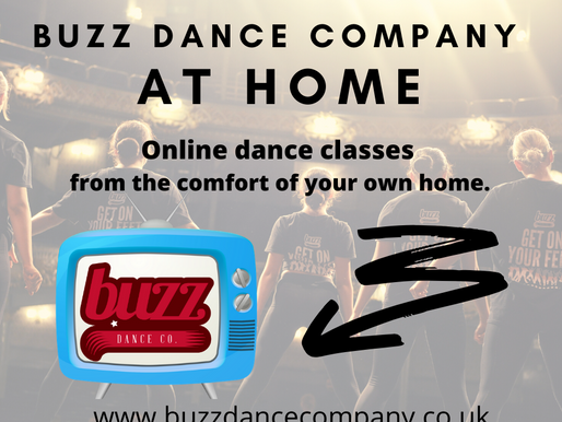 Buzz Dance Company at Home