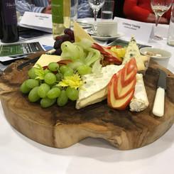 Sharing cheese board