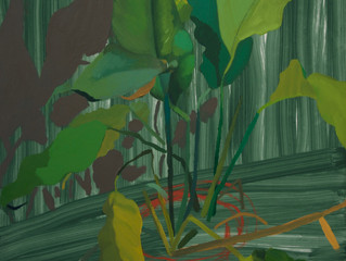 Kristian Bruce at Kruger Gallery: In the Company of Flowers