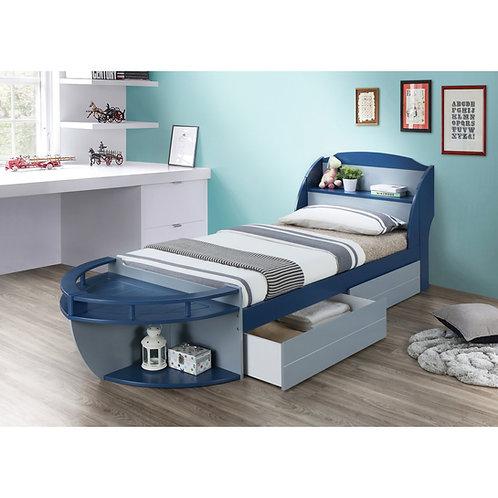 Neptune 30620 - Nautical Platform Bed