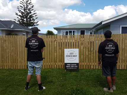 Never Underestimate Top-Quality Customer Service: Fence Bros