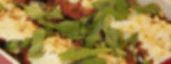 Eggplant & Ricotta Bake