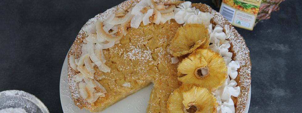 Pineapple and Coconut Pie.JPG