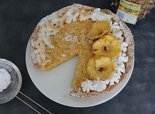 Pineapple and Coconut Pie.JPG