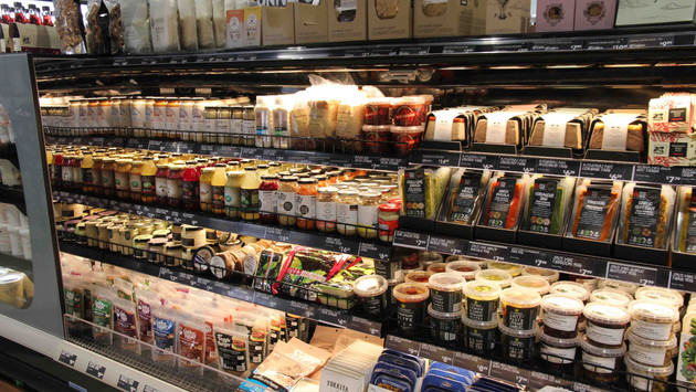 Gourmet Grocery