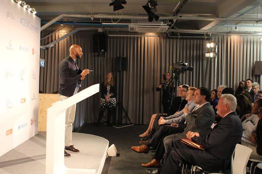 Global Entrepreneurship Week Launch