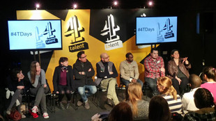 4 Talent Panel Discussion