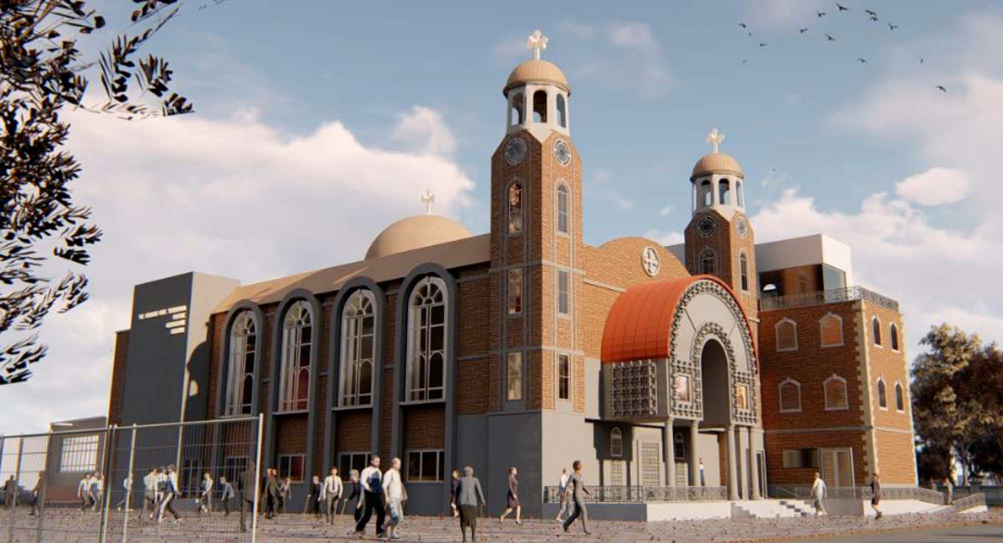 St. George and St. Shenouda Coptic Church