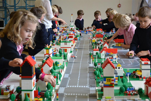 Thank you Wates for our wonderful Lego Workshops