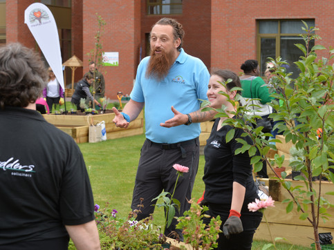 Lodders Solicitors supporting the Garden