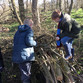 Stratford School Sustainability Programme - Tree Planting with Holy Trinity Primary School