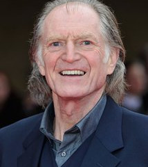 """There's Magic In Them There Trees"" - David Bradley rooting for the trees"