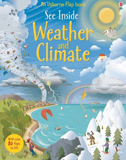 See Inside Weather & Climate Hardcover