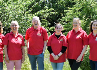 Graduate Planet has been supporting the creation of a garden of wellbeing for the whole community.
