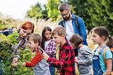 bigstock-Group-Of-School-Children-With--