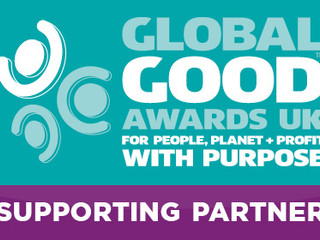 Brilliant News: Graduate Planet CIC has been selected to be a Global Good Awards Communication Partn